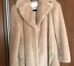 Zara bunda faux fur