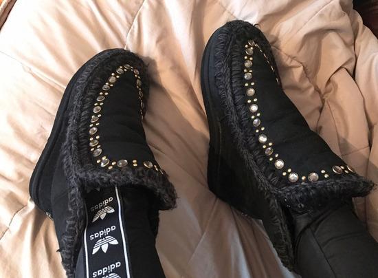 Mou cizme Snizeno!!!!