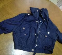 Teget kratka jakna