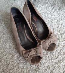 Paar kozne drap cipele br 37 ugg 24cm