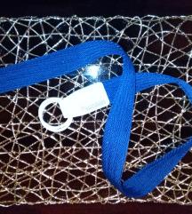 plavi kaiš, Fashion 92cm