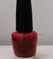 OPI All I want for Christmas