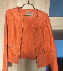 eko koža ženska jakna