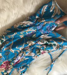 RASPRODAJA ZBOG SELIDBE plava haljina
