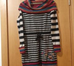 Original Desiqual dzemper haljina za zimu