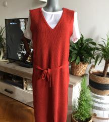 NOVO džemper - prsluk - haljina