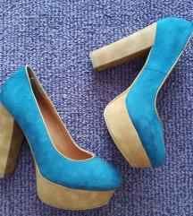 Plave cipele