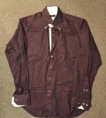 GARINELLO bordo muška košulja