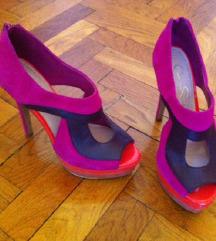 Pink cipele Jessica Simpson-37-38 NOVO