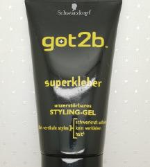 Schwarzkopf gel za stilizovanje kose