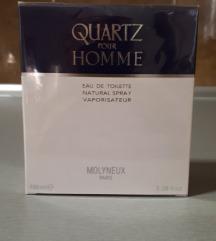 Quartz pour homme,100 ml edt,muski  parfem