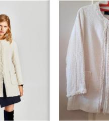 Zara tweed kaputić