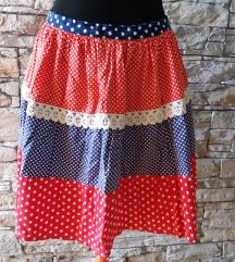 suknja na tufne