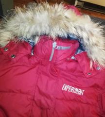 Experiment original zenska jakna