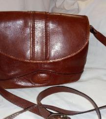 Ann Nichols vintage kožna torba