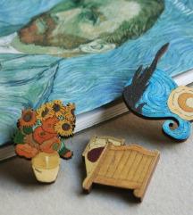 Broševi - Vincent van Gogh