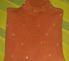 Džemper sa biserima /SNIŽENJE/