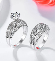 Elegantni Prsten 925
