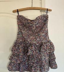 Top haljina sa karnerima