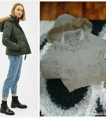 RASPRODAJA! Zimska jakna, kao nova S/M