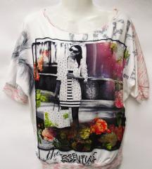 Atraktivna moderna bluza za izlaske