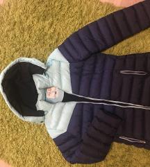 Decija zimska jakna uzrast  13-14 godina