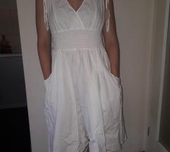 Bela H&M haljina