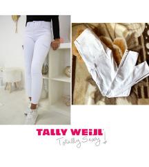 Tally Weijl 38/M bele farmerke, kao Novo iz Swiss