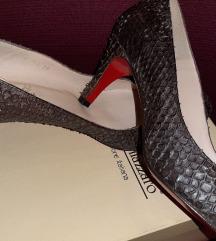 Cipele Zmijska koža prava NOVE