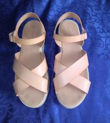 Zara kozne sandale 38