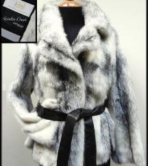 Saga Mink luksuzna bunda od nerca