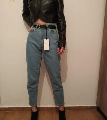 Sasvim nove mom jeans farmerke