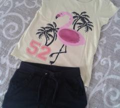 C&A kompletic flamingo