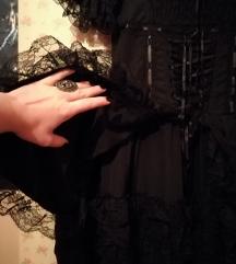 Gothic Punk Lolita haljina