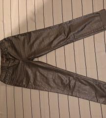 Sjajne pantalone za devojcice 170 velicina