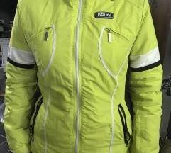 Zelena brugi jakna