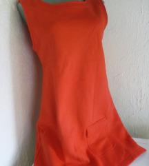 Nova narandzasta duks haljina M