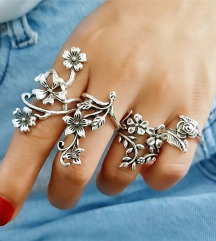 💚Set od 4 prstena