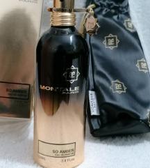 Montale 'So Amber' niche unisex parfem