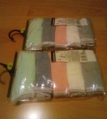 gacice pastelnih boja 10 kom