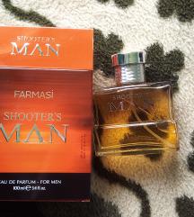 Farmasi man shooter's parfem