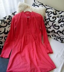 Calliope pink kosulja haljina