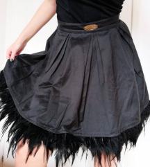 Suknja sa perjem AKCIJA