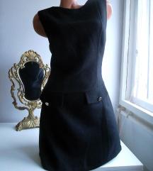 NOVA mala crna haljina S-M