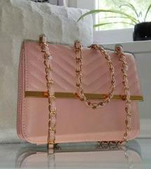 Bebi roze torbica