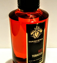 Mancera Red Tobacco dekanti