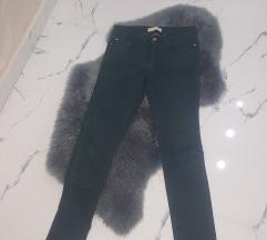 Zara basic denim 38 pantalone