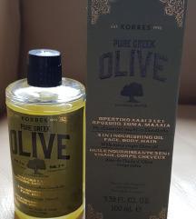 Korres 3u1 maslinovo ulje