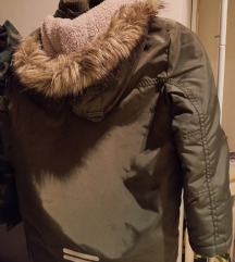 H&M zimska jakna vel.122