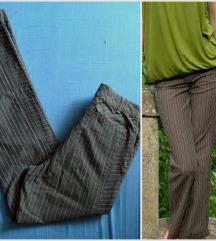 Prugaste  pantalone/farmerke Kao Nove  S/XS